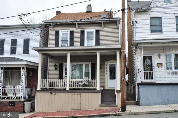 Traditional, Detached - MINERSVILLE, PA