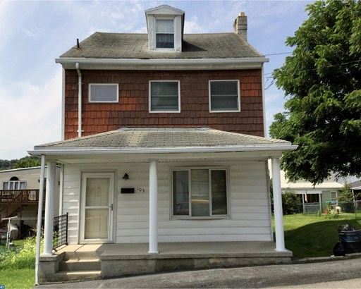 2.5-Story,Detached, Traditional - PORT CARBON, PA (photo 1)