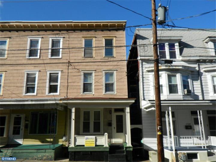 3+Story,Row/Townhous, Traditional - POTTSVILLE, PA (photo 1)