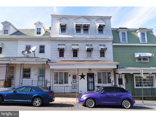 Row/Townhouse, Traditional - ASHLAND, PA (photo 1)