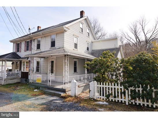 Twin/Semi-detached, Traditional - BRANCHDALE, PA