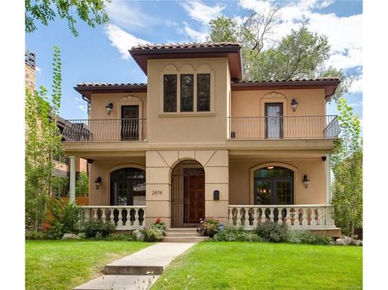 2474 South Josephine Street, Denver, CO - USA (photo 1)