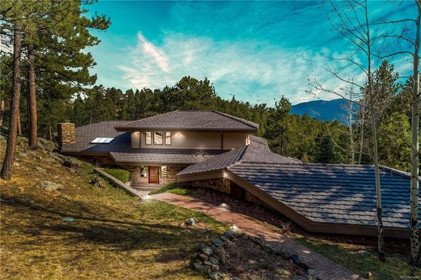 25268 Foothills Drive, Golden, CO - USA (photo 2)