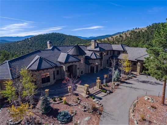 1295 Silver Rock Lane, Evergreen, CO - USA (photo 1)