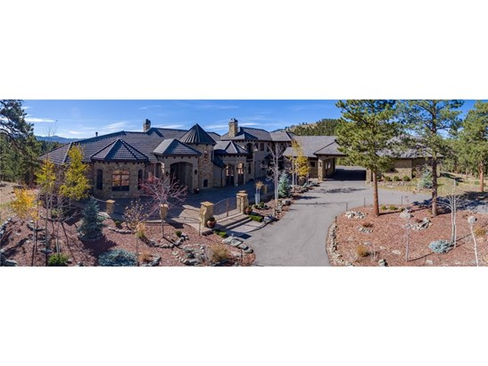 1295 Silver Rock Lane, Evergreen, CO - USA (photo 2)