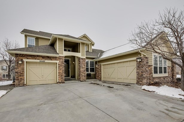 24487 East Frost Drive, Aurora, CO - USA (photo 1)