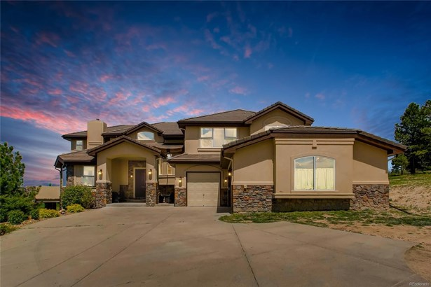 12758 South Robinson Ranch Court, Parker, CO - USA (photo 1)
