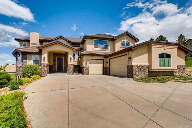 12758 South Robinson Ranch Court, Parker, CO - USA (photo 2)
