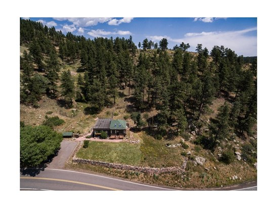2100 Kerr Gulch Road, Evergreen, CO - USA (photo 1)