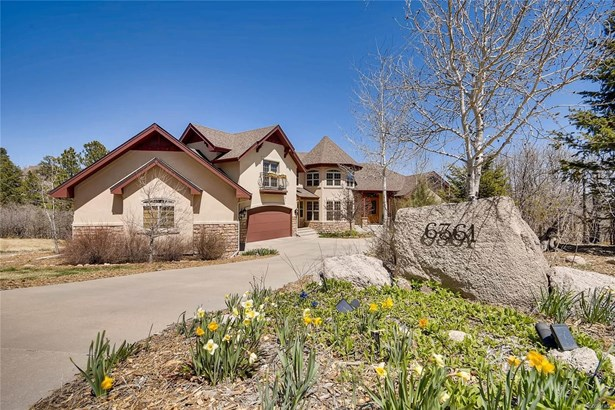 6361 Lost Canyon Ranch Road, Castle Rock, CO - USA (photo 2)
