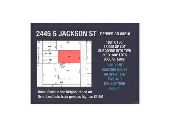 2445 South Jackson Street, Denver, CO - USA (photo 2)