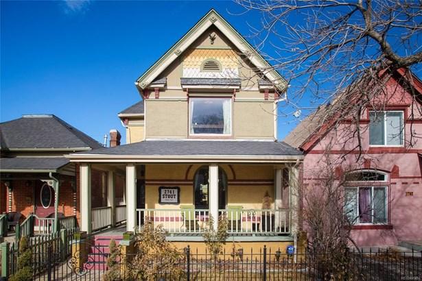 2741 Stout Street, Denver, CO - USA (photo 1)