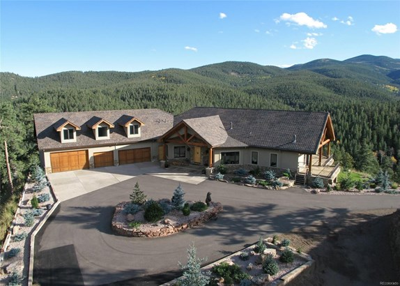 577 Bear Meadow Trail, Evergreen, CO - USA (photo 2)