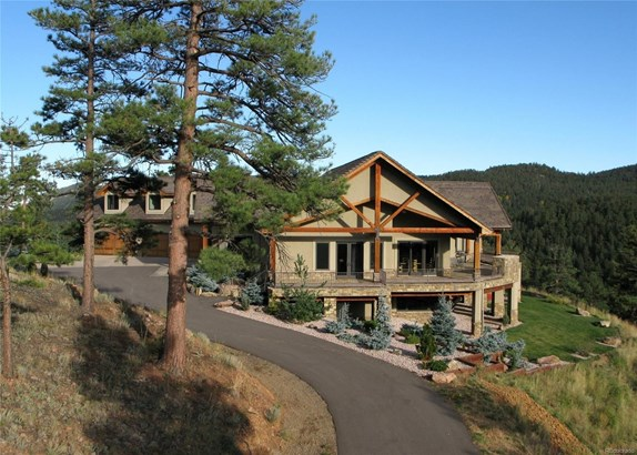 577 Bear Meadow Trail, Evergreen, CO - USA (photo 3)