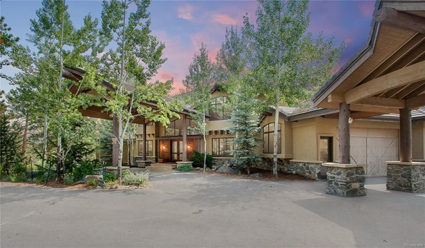 1334 Silver Rock Lane, Evergreen, CO - USA (photo 1)