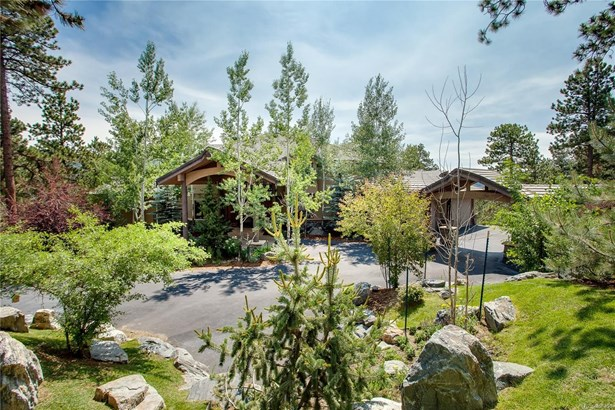 1334 Silver Rock Lane, Evergreen, CO - USA (photo 2)