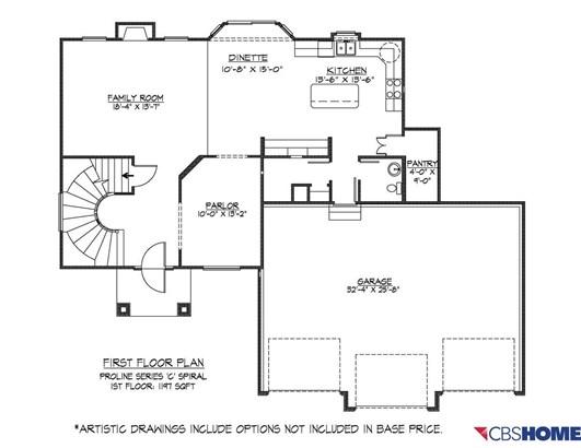 Detached Housing, 2 Story - Gretna, NE (photo 2)