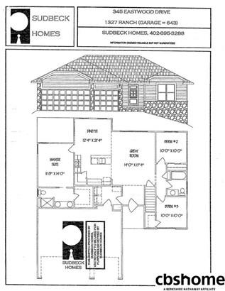 Detached Housing, Ranch - Louisville, NE (photo 1)