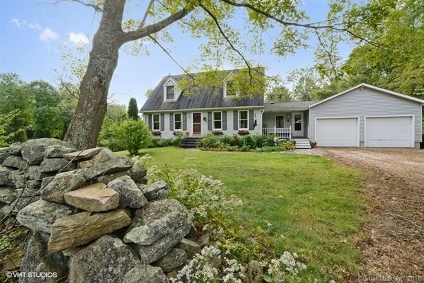 122 Spicer Hill Road, Ledyard, CT - USA (photo 1)