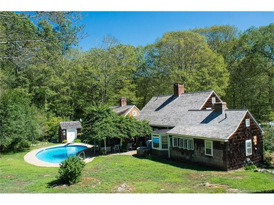 Single Family For Sale, Cape Cod - Lyme, CT (photo 1)