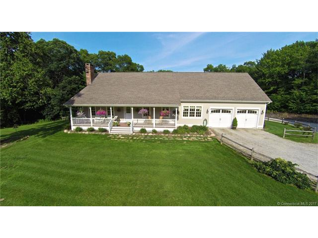 Single Family For Sale, Cape Cod - Chester, CT (photo 4)