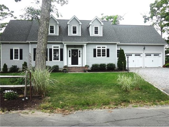 Single Family For Sale, Cape Cod - Old Saybrook, CT (photo 1)
