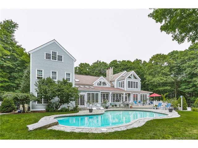 Single Family For Sale, Colonial - Chester, CT (photo 2)