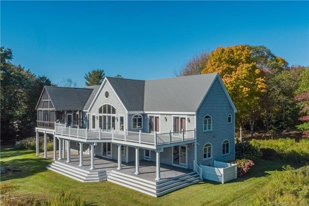 Single Family For Sale, Contemporary - Old Saybrook, CT (photo 2)