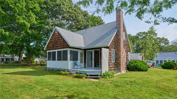 Single Family For Sale, Cape Cod - Old Lyme, CT (photo 1)