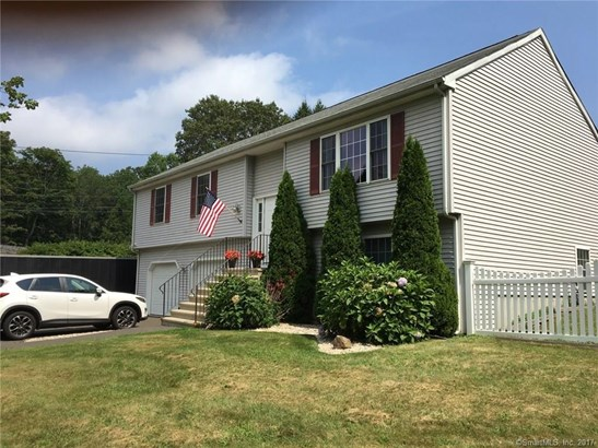 Single Family For Sale, Raised Ranch - North Branford, CT (photo 1)