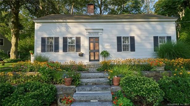Single Family For Sale, Cape Cod - Deep River, CT (photo 1)