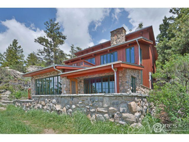 1703 Twin Sisters Road, Nederland, CO - USA (photo 1)