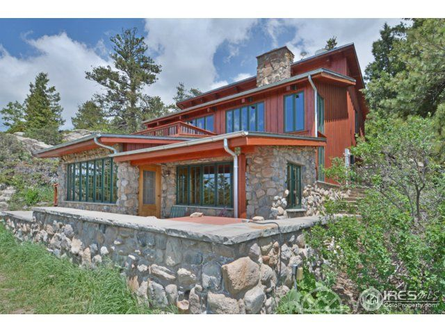 1703 Twin Sisters Road, Nederland, CO - USA (photo 2)