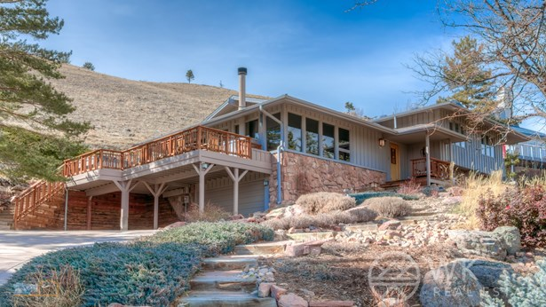 3855 Spring Valley Road, Boulder, CO - USA (photo 1)