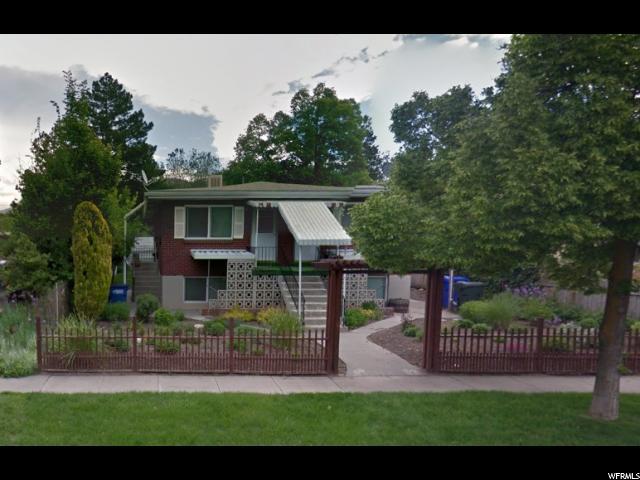 Fourplex, 2 - Story - Salt Lake City, UT (photo 1)
