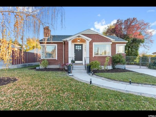 Bungalow/Cottage, Single Family - Salt Lake City, UT (photo 1)
