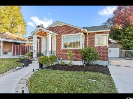 Bungalow/Cottage, Single Family - Salt Lake City, UT (photo 3)