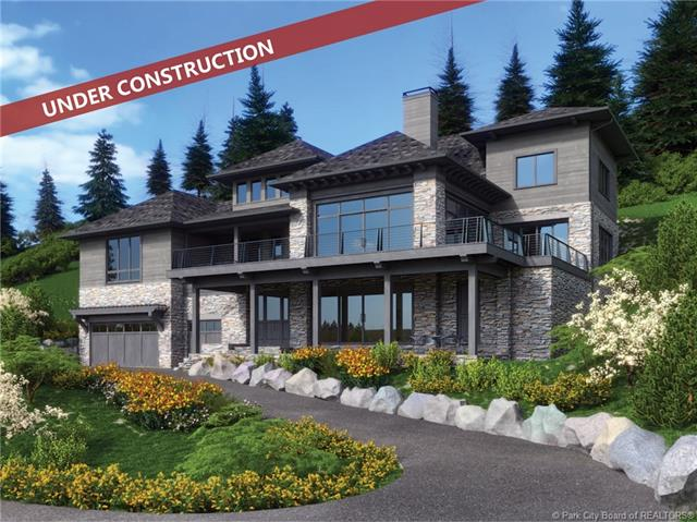 New. Stunning. Close to Town, Close to skiing. HUGE Views!
