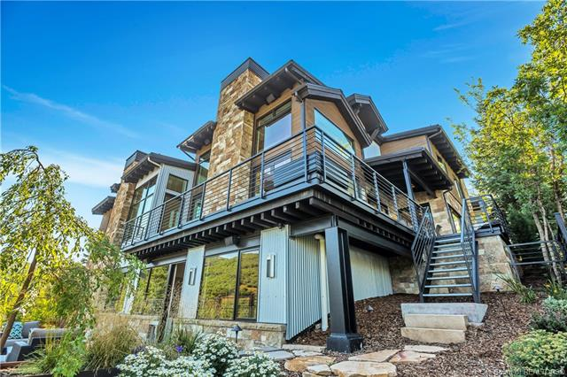 Stylish Perfection & Expansive Views in the Heart of Old Town, Park City