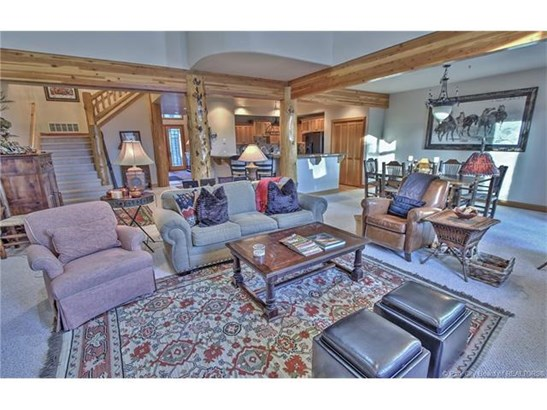 Park Meadows Townhome with Views of both Deer Valley & Park City Slopes (photo 2)