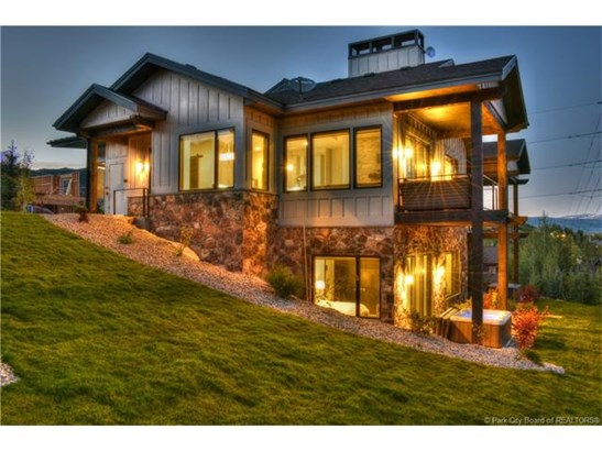 Mountain Modern Contemporary Home Located at Canyons Resort (photo 1)