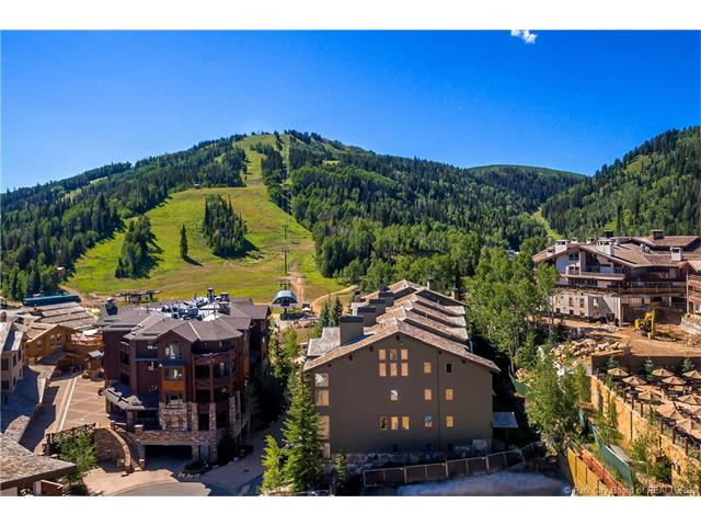 Rarely available, ski in/ski out condo in Deer Valley's Silver Lake Village. (photo 1)