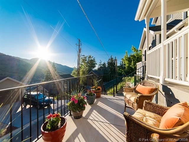 New House on Rossie Hill With Views of Old Town and Ski Resorts/Backs Up To Open Space! (photo 1)
