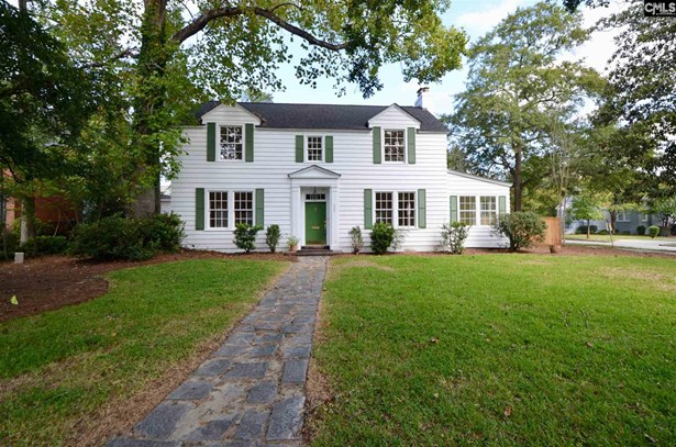 Traditional, Single Family - Columbia, SC