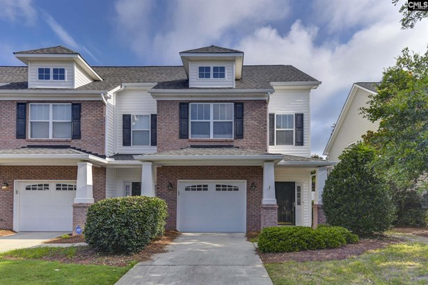 Townhouse, Traditional - Columbia, SC