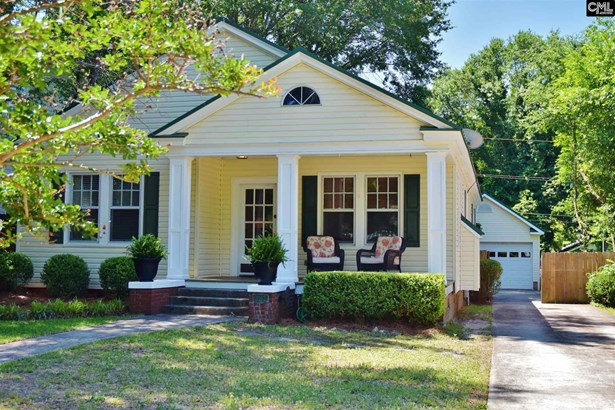 Bungalow, Single Family - Columbia, SC (photo 1)