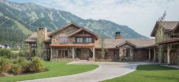 Single Family - Teton Village, WY