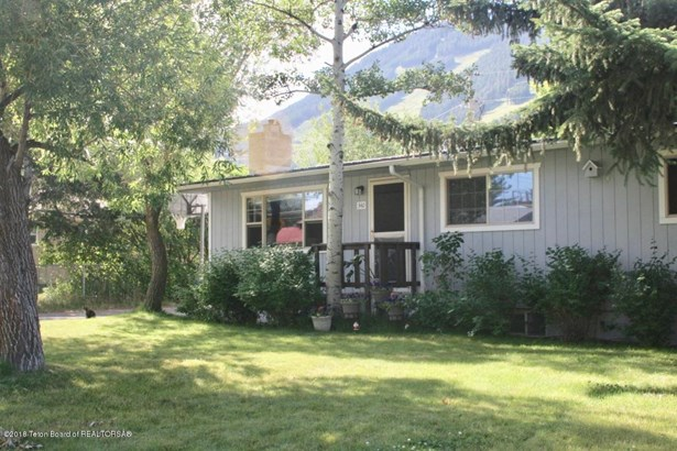 1 Story, Single Family - Jackson, WY