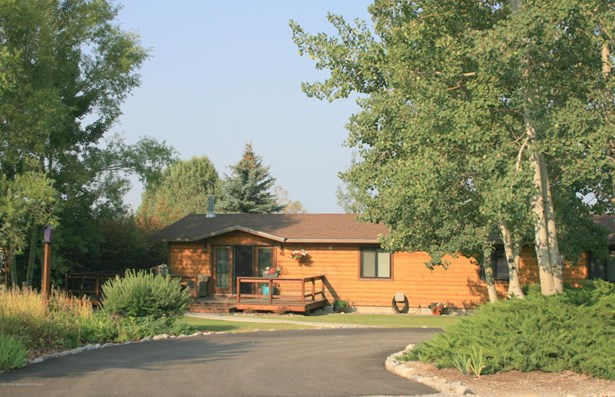 1 Story, Single Family - Star Valley Ranch, WY