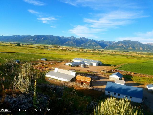 Cattle Ranch, Farm and Ranch - Thayne, WY